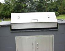 Que Fresco Outdoor Kitchen BBQ Grills