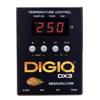 DigiQ DX3 Control Panel