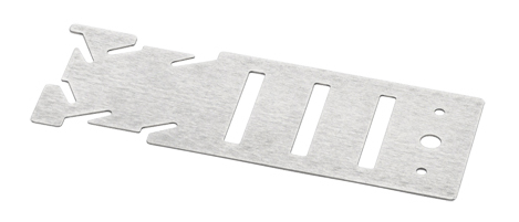 Bendable BBQ Guru Control Mount Bracket