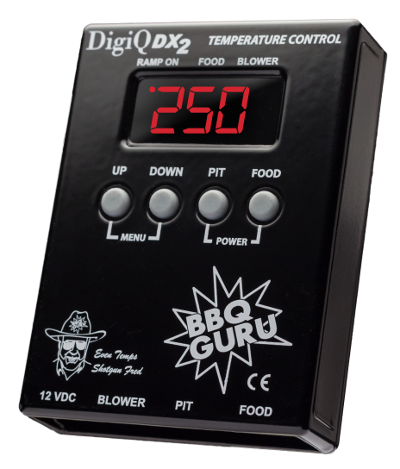 BBQ Guru DigiQ DX2 UK Stockist