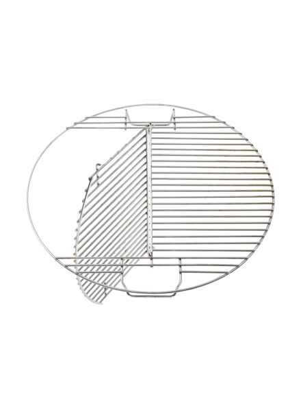 Pit Barrel Cooked Hinged Grill Grate Available in 3 sizes