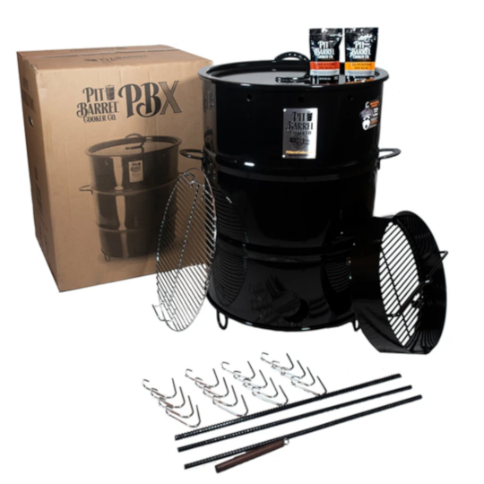 Pit Barrel X (PBX)