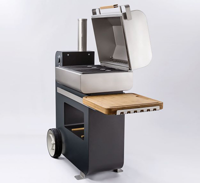 UK & Ireland distributors for Grillson wood pellet smokers