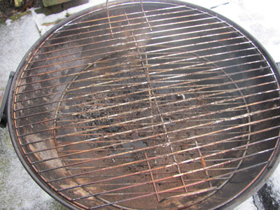We replace cheap stainless steel grills like these