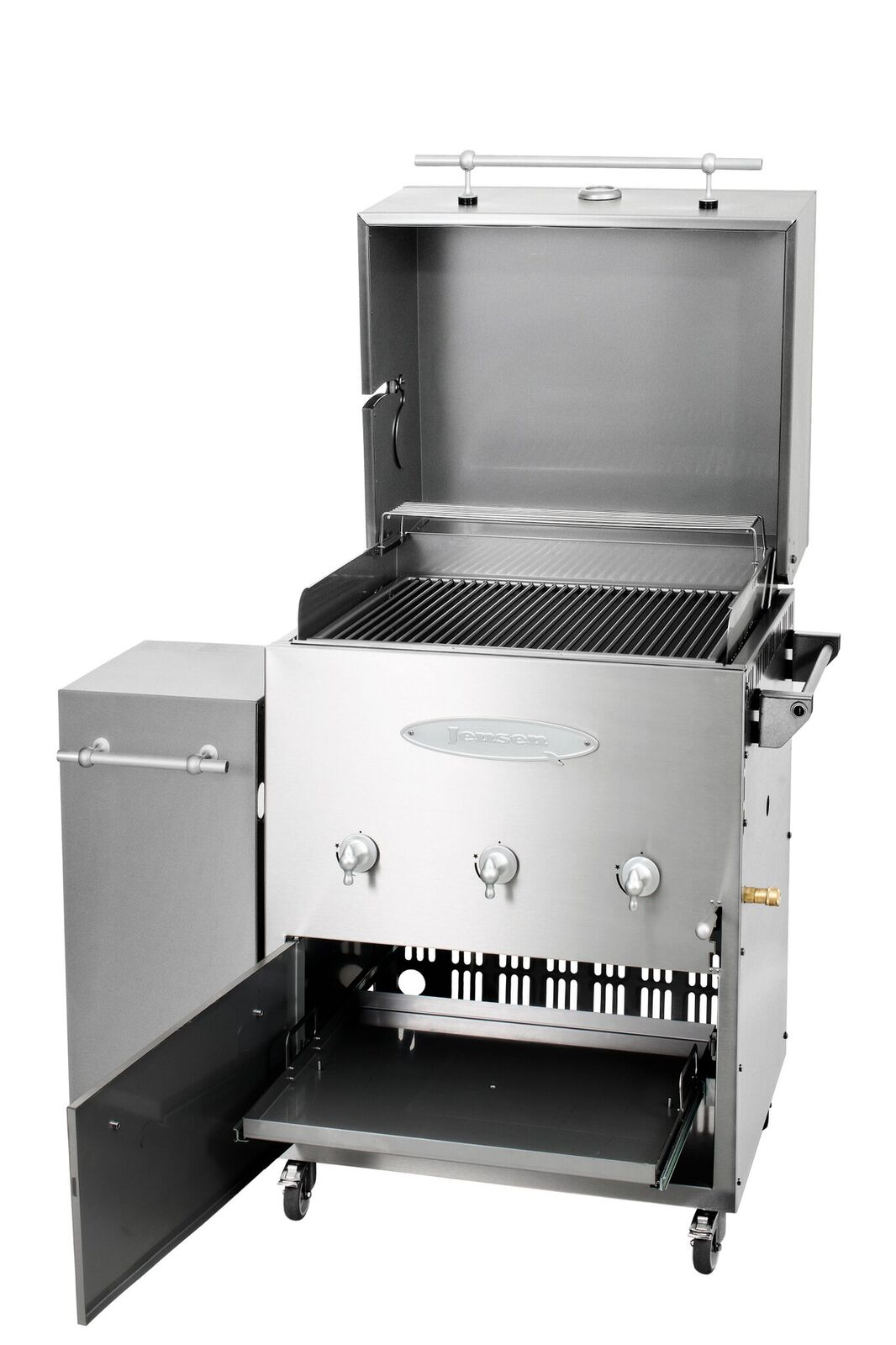 Jensen Grill UK distribution