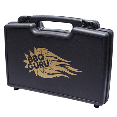 BBQ Guru Hard Case For Digi Q & Cyber Q Accessories