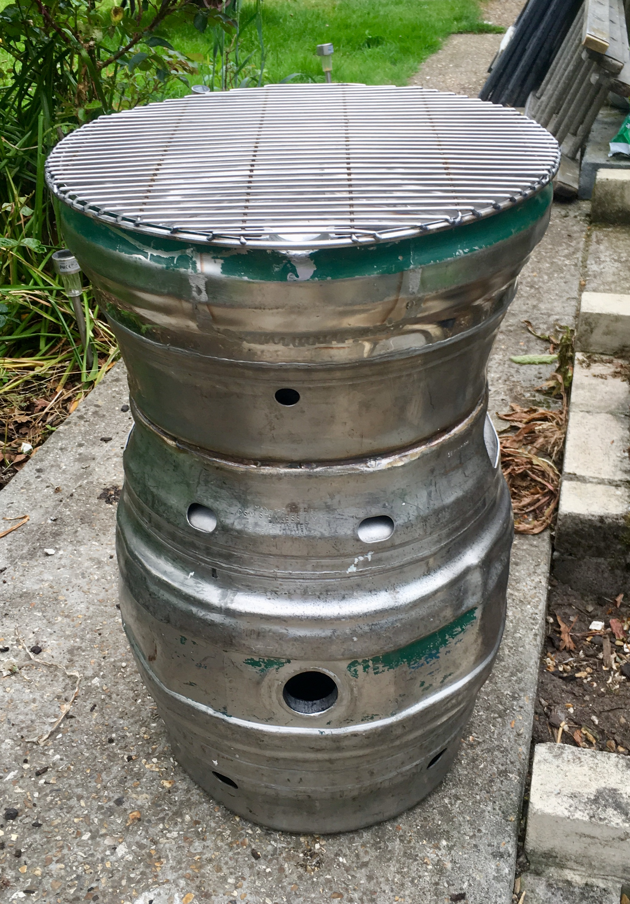 Que Fresco Replacement Stainless Steel Grill Grates